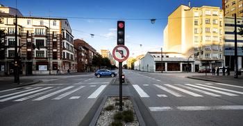 Se podrá girar a la izquierda del bulevar a la calle Madrid