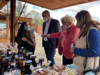 25 productoras en El Henar por la Feria de la Mujer Rural
