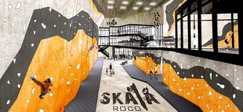El auge de la escalada traerá a Burgos un rocódromo de nivel