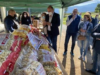 La primera Feria de Alimentos de Segovia, un éxito