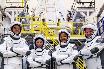 SpaceX abre las puertas del espacio a los civiles