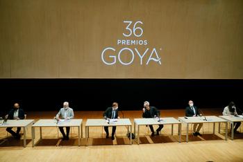 Los Goya se reencontrarán con el público