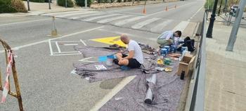 Quer incrementa la seguridad vial en la calle Torrelaguna
