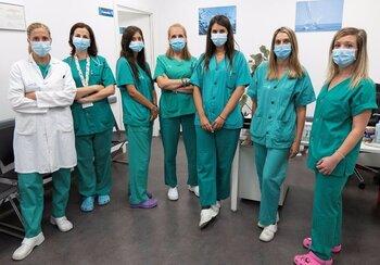 El Hospital coordina un estudio de apnea de sueño en niños