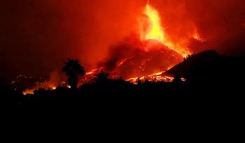 Y la furia de la tierra despertó en La Palma...