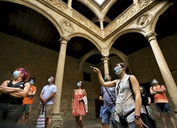 La afiliación en el turismo crece un 1,5% en agosto