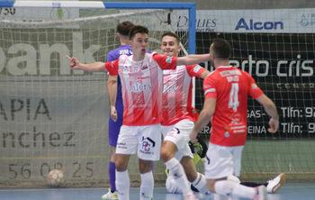Un soberbio Bargas FS suma su segunda victoria (4-1)