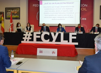 La Federación Regional presenta su plan estratégico
