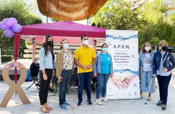 Puertollano visibiliza el Día Mundial del Alzheimer