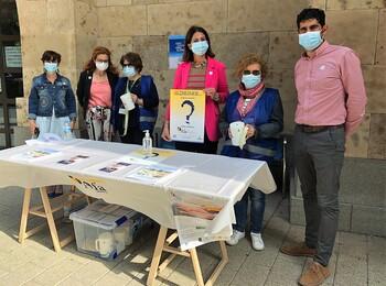 Apoyo municipal por el Día Mundial del Alzheimer