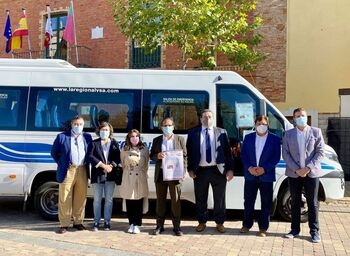 El bono rural de transporte gratuito llega a Cigales