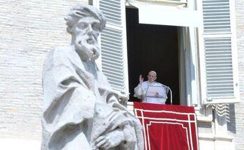 El Papa revela que tras su operación algunos le querían muerto