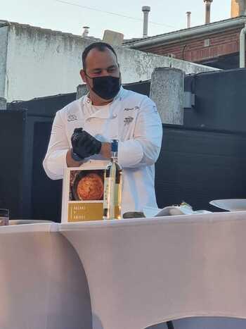 Un chef de Tarancón opta a ser el mejor Maestro Parrillero