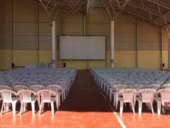 El cine de verano de Tarancón tuvo casi 3.500 espectadores