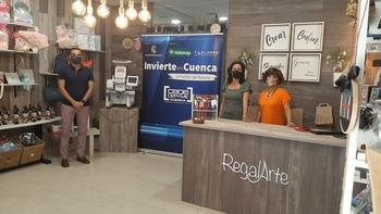 'Invierte en Cuenca' apoya la nueva etapa de Regalarte