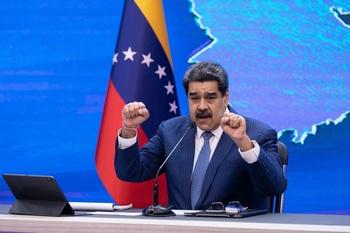 Maduro da por aplastado a Guaidó