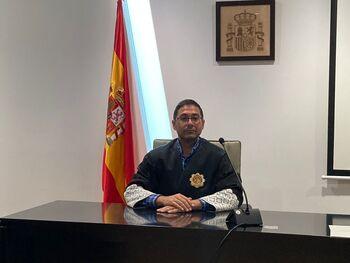 Jorge Martínez Moreno, nuevo decano de jueces de Palencia
