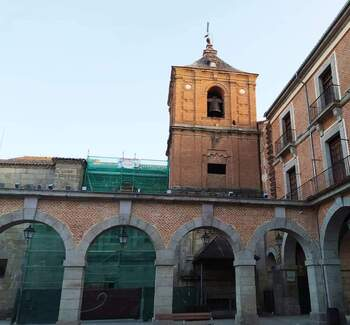 Concierto para financiar las obras en la iglesia de San Juan