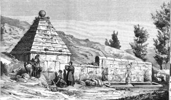 La fuente de Fuentenovilla  (22 de noviembre de 1878)