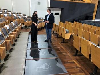 El Teatro Auditorio amplía su oferta cultural este otoño