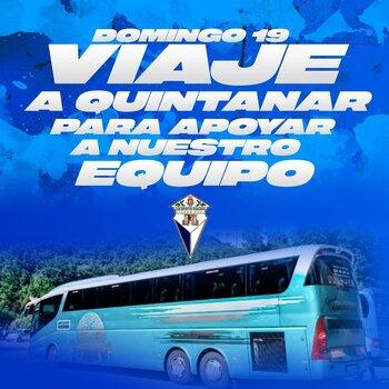 El Manchego fletará un autobús para viajar a Quintanar
