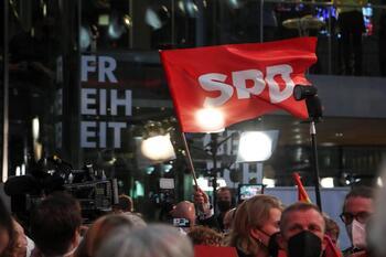 El SPD supera ligeramente a la CDU en las elecciones alemanas
