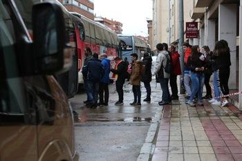 No habrá autobús de aficionados para el Terrassa-Numancia