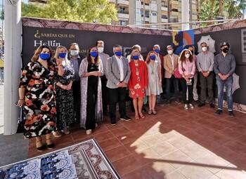 La Feria de Hellín muestra el 'Mosaico de las Estaciones'