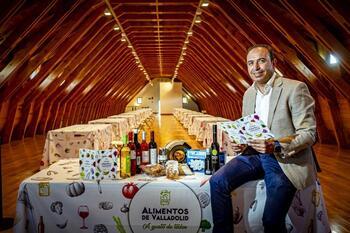 Los productos llevarán el logo de Alimentos de Valladolid