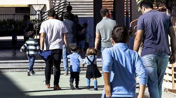 Solo el 13% de los contagiados tienen menos de 12 años