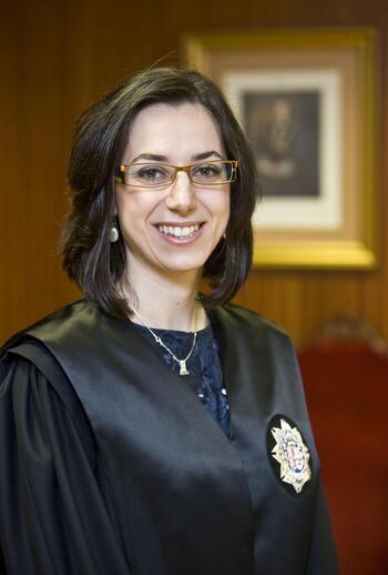 María Jesús Serna Gallardo presidirá el juzgado número 4