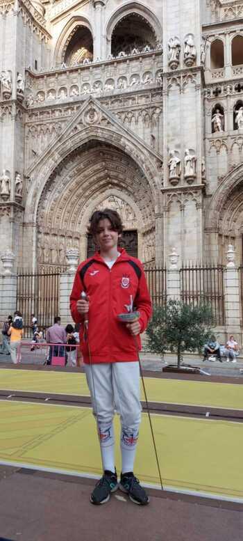 Alicia Alcázar se lleva la Copa de Maestros