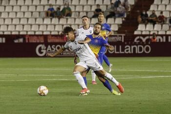 El Alba sacó petróleo con un gol ocasional