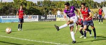 Palencia CF firma tablas ante el Real Ávila