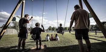 Parques saludables para la infancia