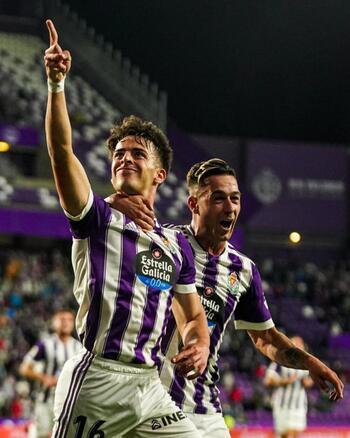 El Real Valladolid suma tres puntos vitales en Zorrilla