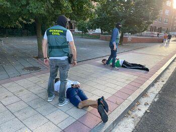 Cuatro detenidos en una operación contra la banda del BMW