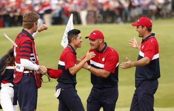 Estados Unidos reconquista la Ryder Cup