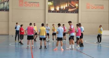Último test del BM Soria antes del inicio de la liga