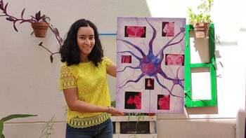 Nueva Luz, tercera en el concurso del Día de la Salud Mental