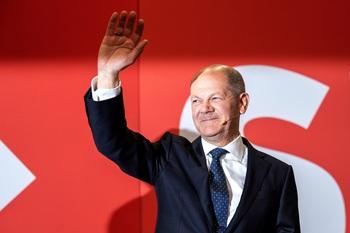 SPD y CDU intentarán formar gobierno