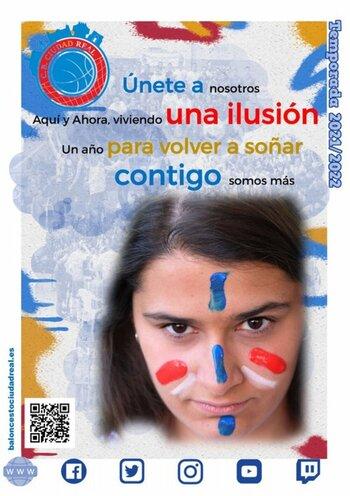 Campaña de abonados del CB Ciudad Real