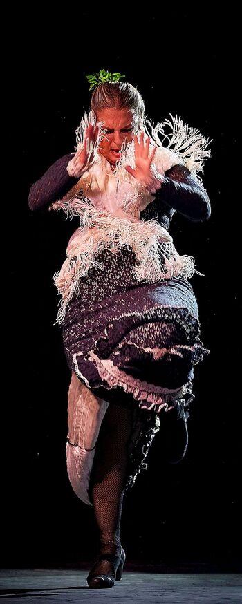 El flamenco hace vibrar a las personas y eso tumba culturas