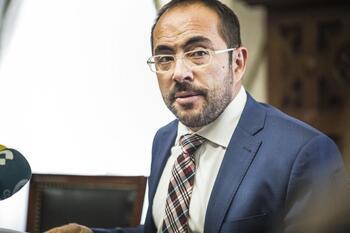 Luis Rey, al Senado