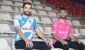 El Soliss FS Talavera presenta sus equipaciones