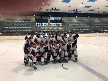 El Logroño Panthers llega a la elite del hockey masculino