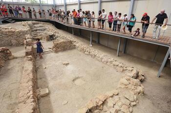 Avanza la tramitación del Parque Arqueológico de Libisosa