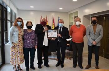 El alcalde se reúne con Asfadi
