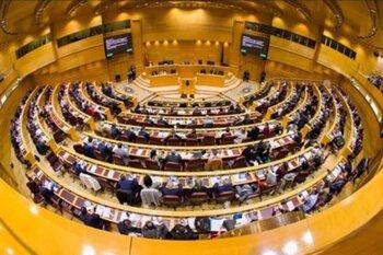 El Senado rechaza la moción de UPN contra homenajes etarras