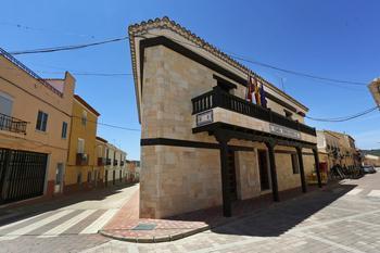 Mejorarán la accesibilidad del Ayuntamiento de Alcadozo